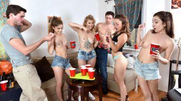BFFS dorm party