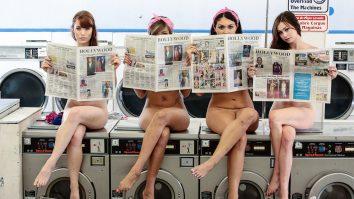 bffs laundry day