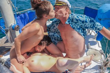 bffs babes moby dick fucked on boat